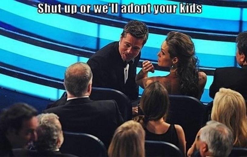 """""""Zamknijcie się, bo adoptujemy wasze dzieci"""" /INTERIA.PL"""