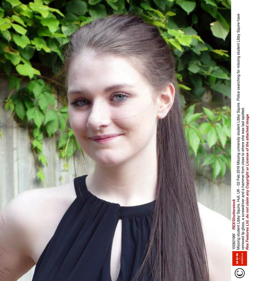 Zamordowana Libby Squire /East News