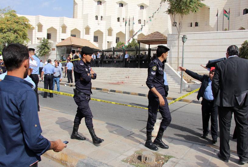 Zamordowano pisarza sądzonego za karykaturę Mahometa /AFP