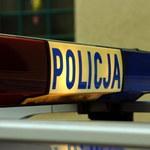 Zamość: 60-latek podpalił się przed starostwem powiatowym