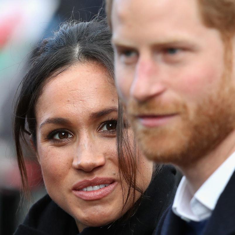 Zamówiono polski tort dla księcia Harry'ego i Meghan Markle /Getty Images