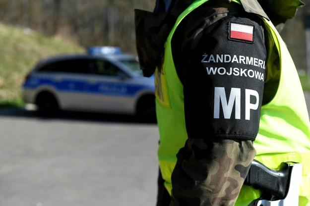 Żandarmeria Wojskowa zyskuje uprawnienia policji. To rzadki przypadek