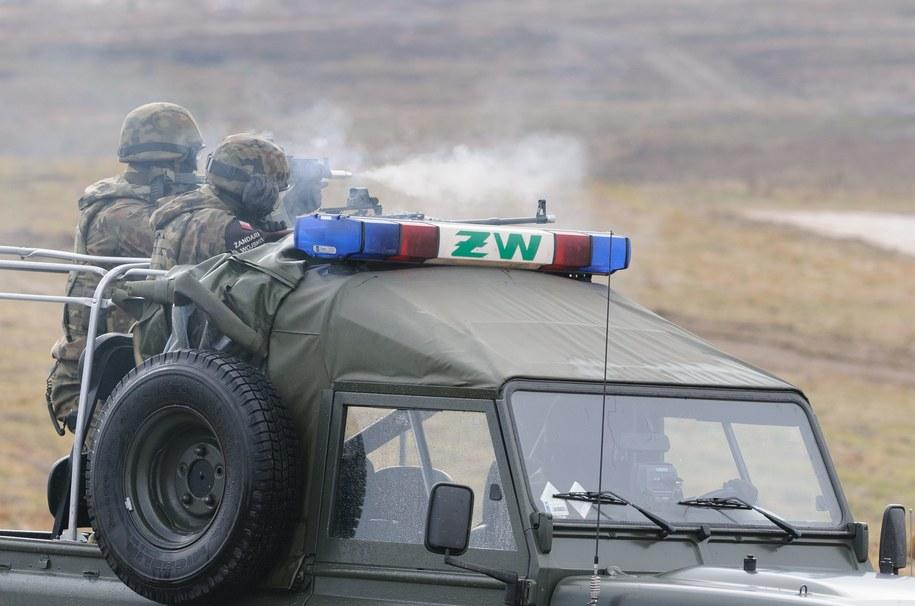 Żandarmeria wraca na kluczowe lotniska wojskowe /Jakub Kaczmarczyk /PAP