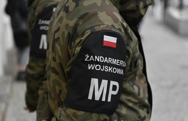 Żandarmeria zatrzymała czterech żołnierzy z Węgorzewa
