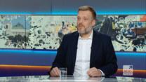 """Zandberg w """"Graffiti"""": Ile wart jest Jarosław Gowin?"""