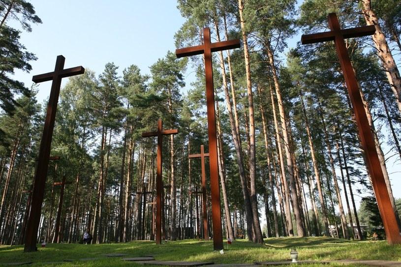 Zanegowano rozstrzelanie przez NKWD polskich jeńców w Kalininie /Agata Pilarska-Jakubczak /East News