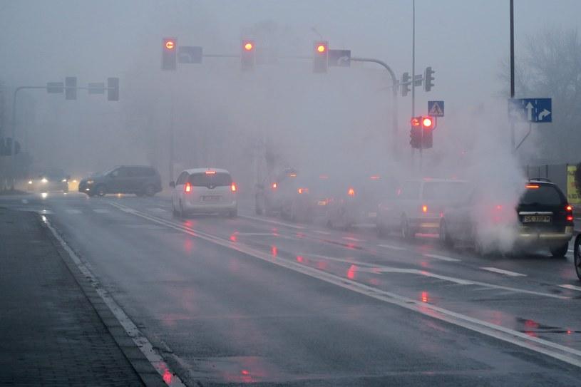 Zanieczyszczenie powietrza to olbrzymi problem również w Polsce /Tomasz Kawka /East News