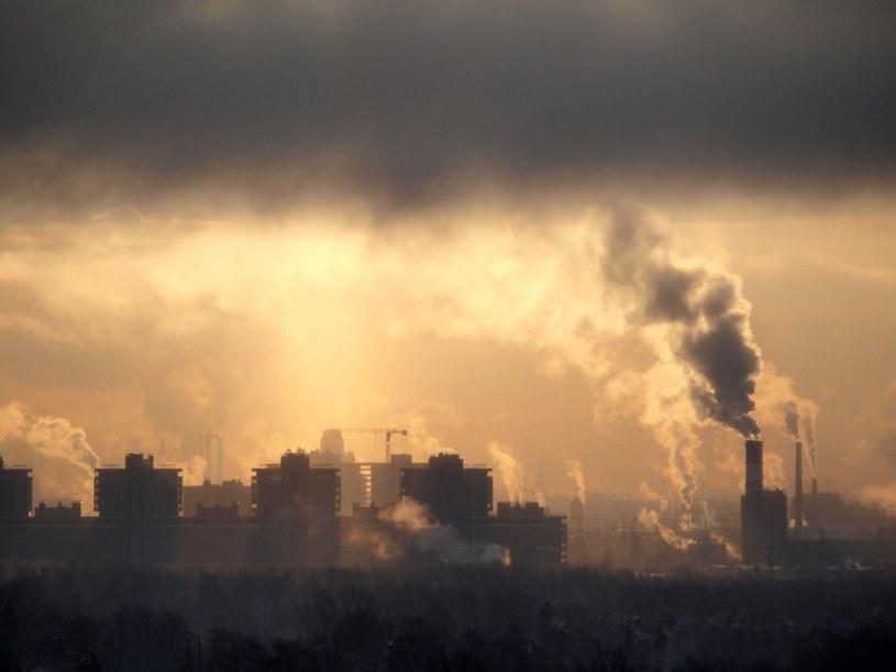 Zanieczyszczone powietrze sprzyja COVID-19 /123RF/PICSEL