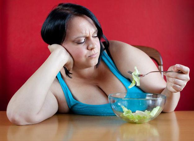 Zanim dieta zadziała, miną miesiące... /123RF/PICSEL
