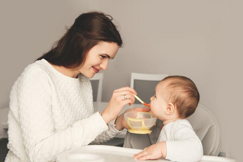 Zanim dziecko nauczy się dobrze gryźć, powinniśmy mu podawać kasze ugotowane do miękkości /123RF/PICSEL