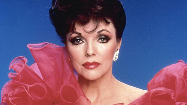 Zanim producenci wybrali Joan do roli Alexis, złożyli ofertę dołączenia do serialu Sophii Loren, Elizabeth Taylor i Raquel Welch /AKPA