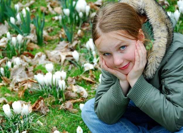 Zanim wiosna ruszy pełną parą, możesz poprawić sobie humor /123RF/PICSEL