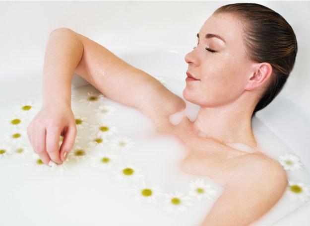 Zanurz się w kąpieli na 10 minut /© Panthermedia
