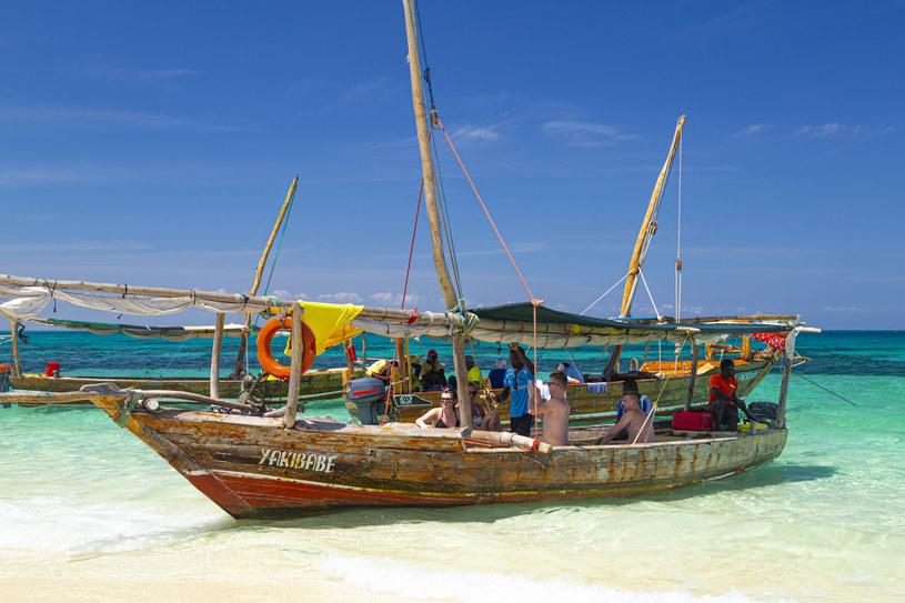 Zanzibar przyciąga Polaków tej zimy. /123RF/PICSEL