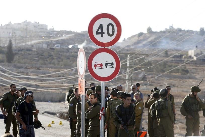 Zaostrza się konflikt na Bliskim Wschodzie /ABIR SULTAN /PAP/EPA