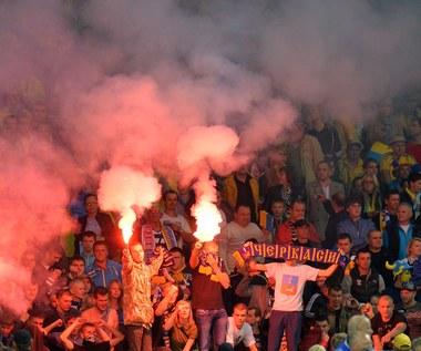 Zaostrzone środki bezpieczeństwa na meczu z Ukraina - Polska