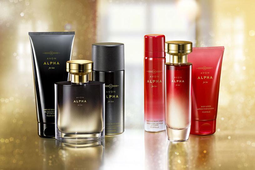 Zapach AVON Alpha /materiały prasowe