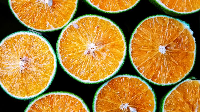 Zapach pomarańczy aktywizuje do działania i redukuje stres /Unsplash