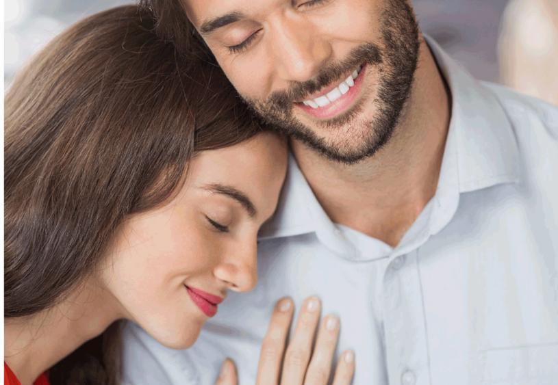 Zapach ukochanego mężczyzny uspokaja /©123RF/PICSEL