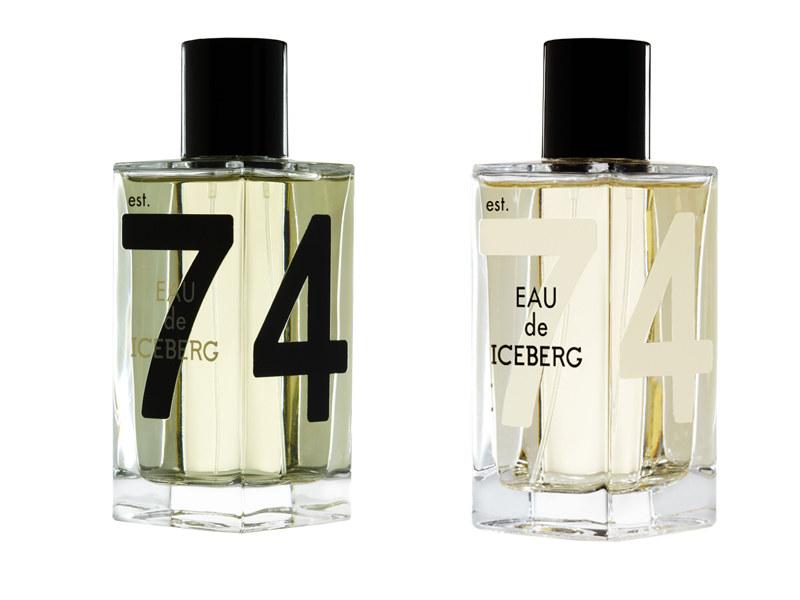 Zapachy Eau de Iceberg