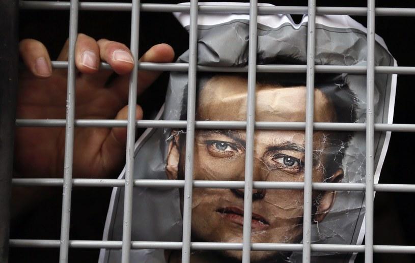 Zapadła decyzja ws. Aleksieja Nawalnego /PAP/EPA