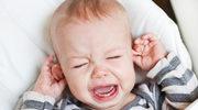 Zapalenie ucha środkowego - częsta choroba wieku dziecięcego