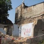 Zapalnik artyleryjski ukryty w ścianie eksplodował podczas rozbiórki domu