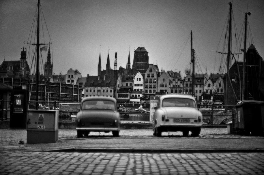 Zaparkowane syrenki /Bogdan Frymorgen /RMF FM