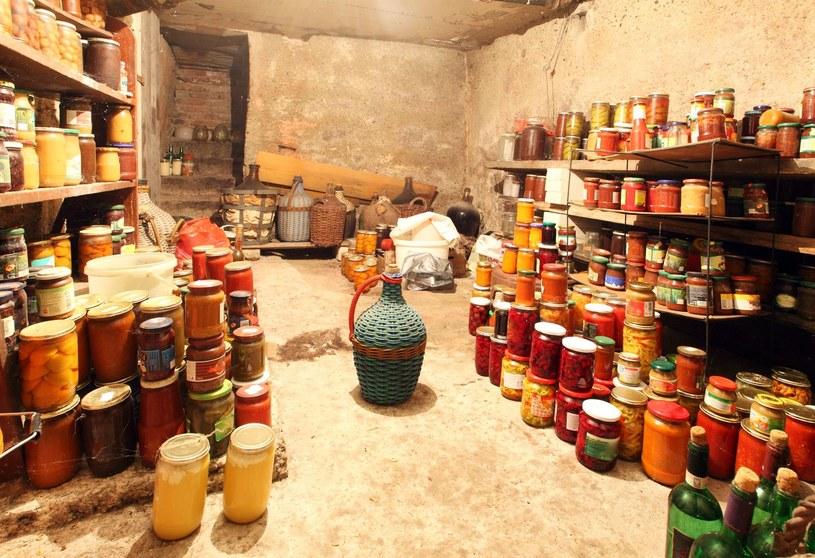Zapas żywności przyda się nie tylko w obliczu wielkiej zagłady /123RF/PICSEL