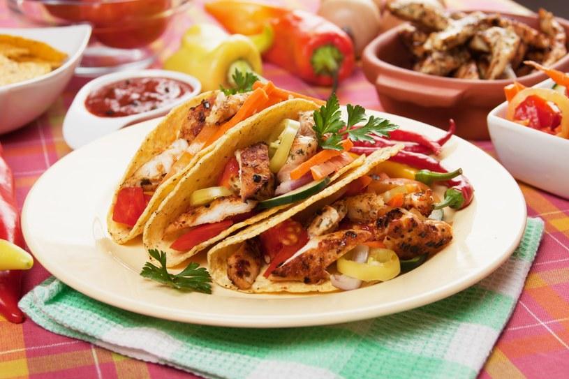 Zapiekane tacos /123RF/PICSEL