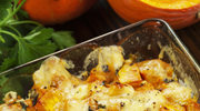 Zapiekanka warzywna z miodową nutą