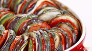 Zapiekanka warzywna z mozzarellą