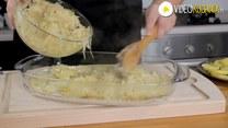 Zapiekanka ziemniaczana z kiszonką