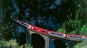 Zapierające dech w piersiach trasy w Szwajcarii