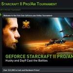 Zapisy do turnieju GeForce Starcraft II rozpoczęte