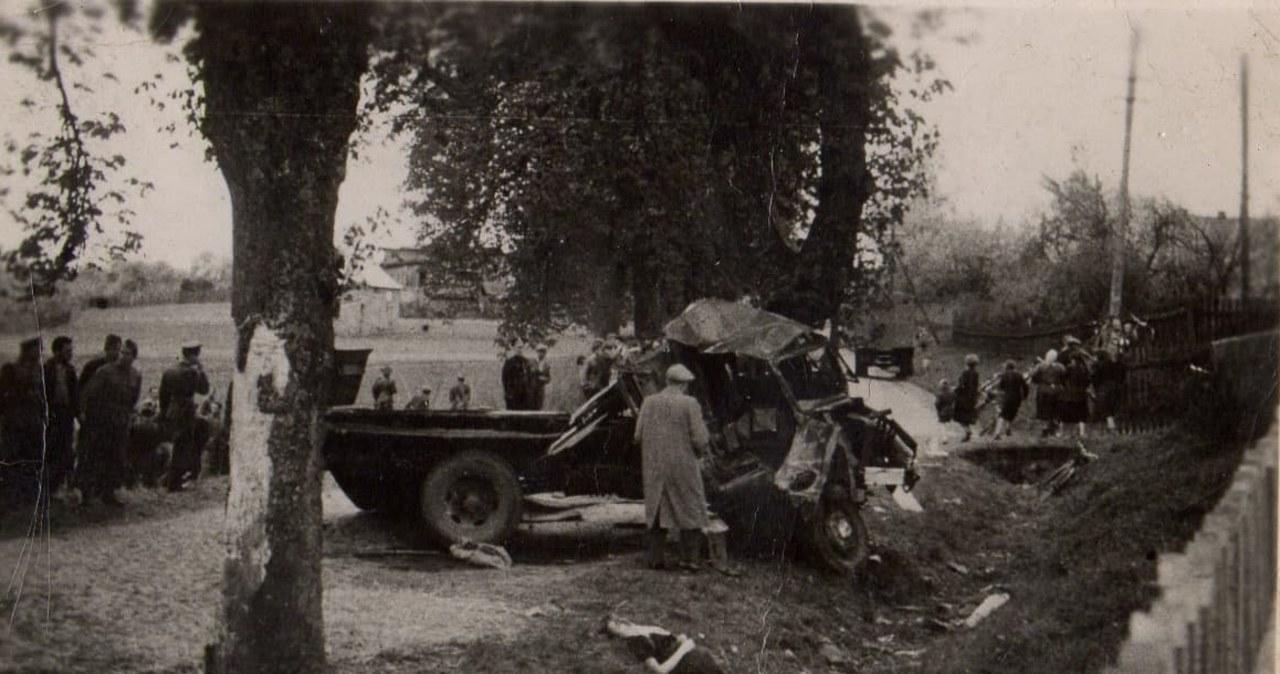 Zapomniana tragedia. 64 lata temu doszło do wypadku w Długiej Goślinie pod Poznaniem
