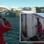 Zapomniany budynek na Antarktydzie. Co w nim było?