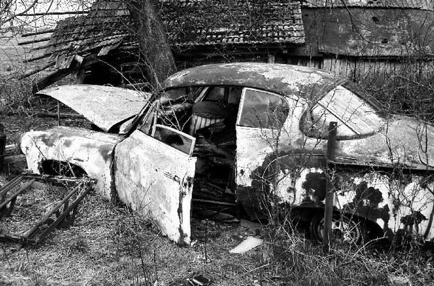 Zapomniany klasyk, wartburg 311