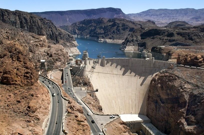 Zapora Hoovera może stać się magazynem energii? /123RF/PICSEL
