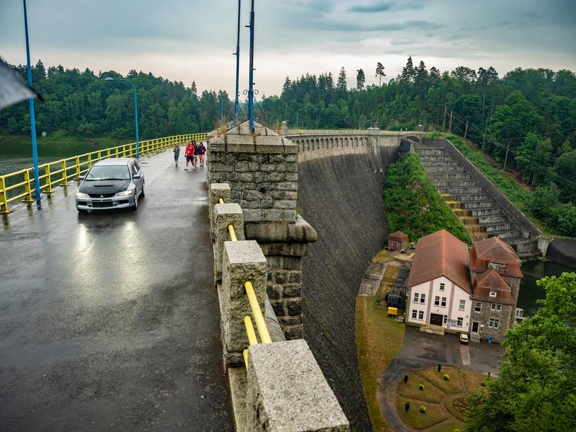 Zapora w Pilchowicach /