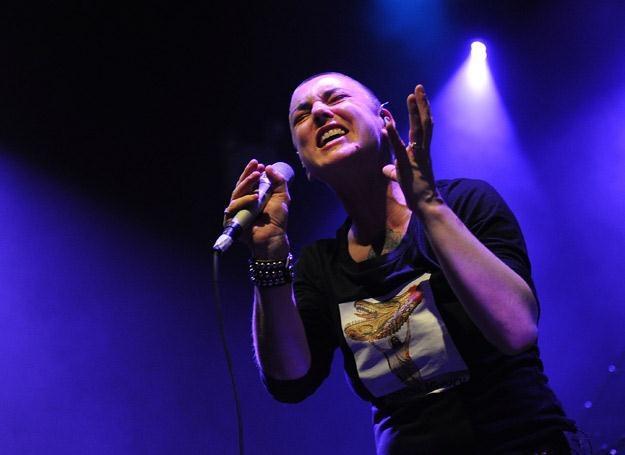 Zapowiedź koncertu Sinead O'Connor we Wrocławiu wzbudziła kontrowersje - fot. Jason Kempin /Getty Images/Flash Press Media