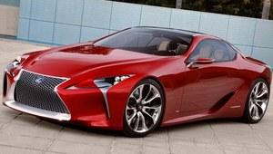 Zapowiedź nowego sportowego Lexusa