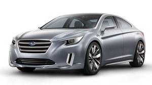 Zapowiedź nowego Subaru Legacy