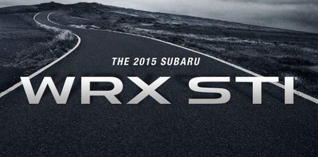 Zapowiedź nowego Subaru WRX STI /Subaru