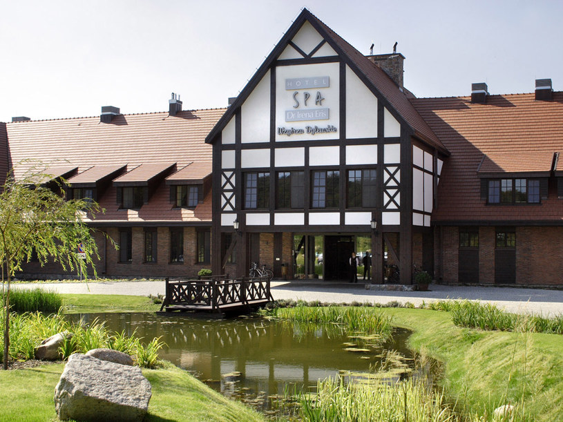 Zapraszamy do Hotelu SPA Dr Irena Eris  i Siedlisk