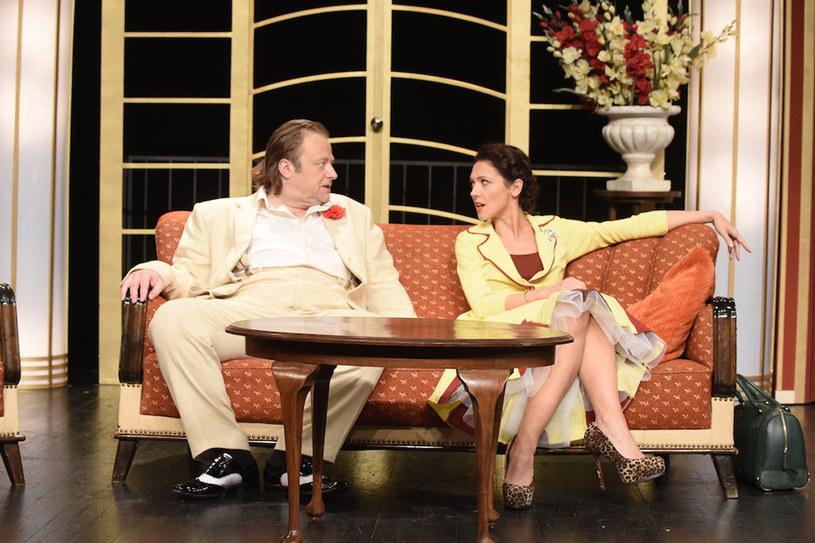 """Zapraszamy do Teatru Capitol na spektakl """"Dajcie mi tenora!"""" /materiały prasowe"""