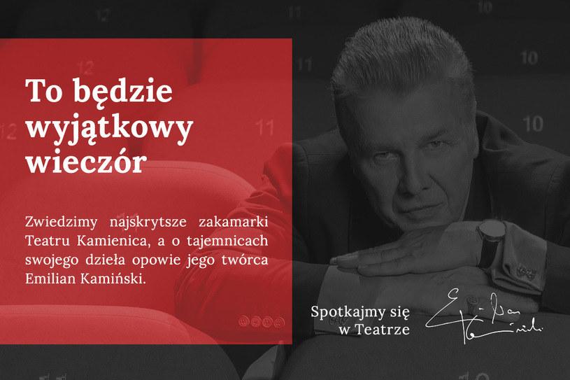 Zapraszamy do Teatru Kamienica! /Styl.pl