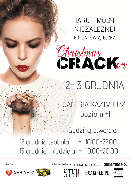 Zapraszamy na Christmas Cracker w Krakowie /materiały prasowe