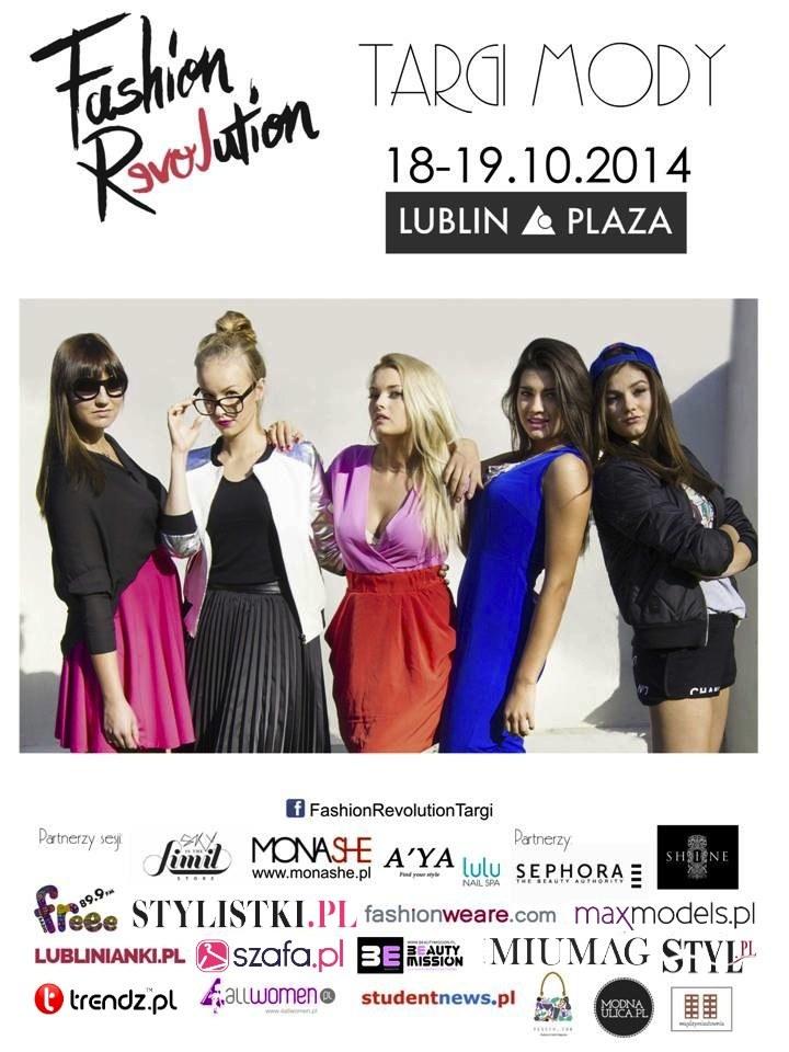 Zapraszamy na Fashion Revolution do Lublina /materiały prasowe