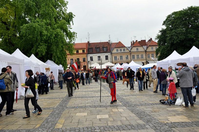 """Zapraszamy na festiwal """"Czas Dobrego Sera"""" do Sandomierza /materiały prasowe"""